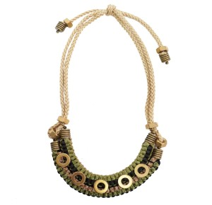Forewood Necklace