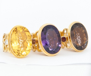 Vintage Lover's Collection Signature Cocktail Rings