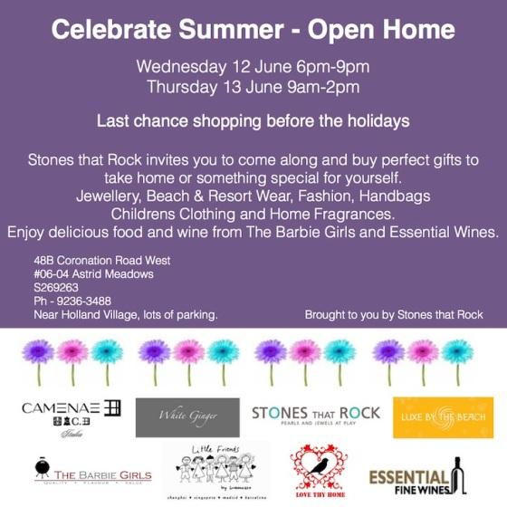 Stones That Rock Open House June 2013