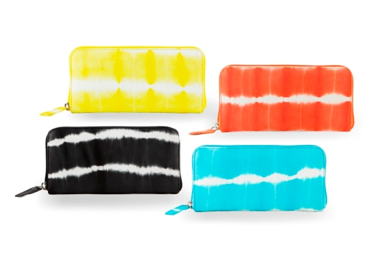 Wallet Tie-Dye Group Photo