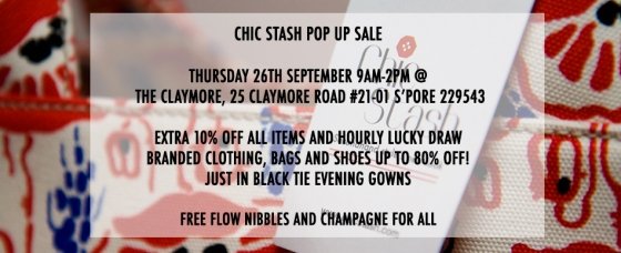 CS POP UP EVENT