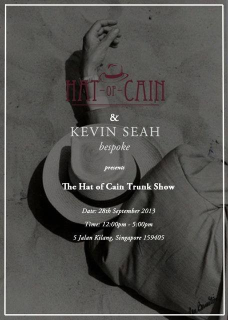 hat of Cain Trunk Show copy